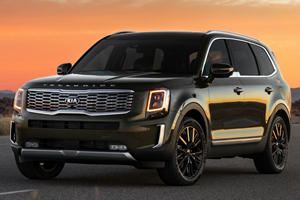 Customers Are Paying Big Bucks For The Kia Telluride