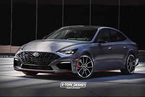 We Finally Know What Will Power The New Hyundai Sonata N Line