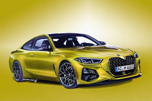 2020 BMW M4 To Get Bold New Look