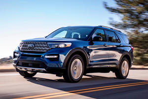 Ford's First 2020 Explorer Discount Isn't That Great