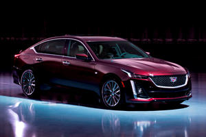 2020 Cadillac CT5 First Look Review: Bold And Beautiful
