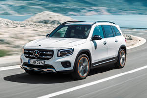 2020 Mercedes-Benz GLB Pricing Announced