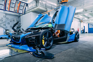 Rimac C_Two Crash Test Is Extremely Painful To Watch