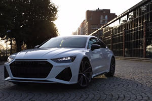 The New RS7 Is Already Faster Than Audi Says