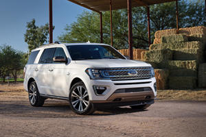 2020 Ford Expedition King Ranch Is A Cowboy's Dream