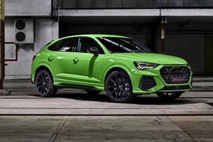 Audi RS Q3 Is The 394-HP Super-SUV That You Can't Have