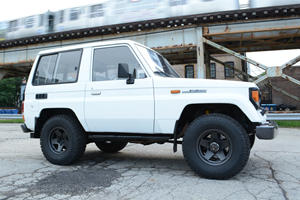 This 1987 Toyota Land Cruiser Will Make New Ford Bronco Owners Jealous
