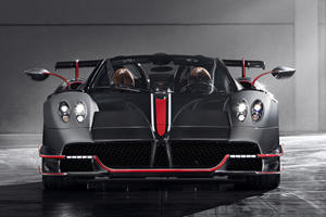 There's Great News About The Pagani Huayra Successor
