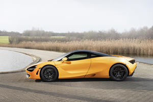 This Special Edition McLaren 720S Was Built For The Track
