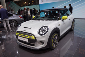 Next-Generation Mini Cooper Might Actually Be Mini Again