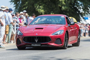 Electric Gran Turismo Spearhead Maserati's Bold New Plans