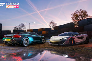 You Can Now Drive The McLaren 600 LT In Forza Horizon 4