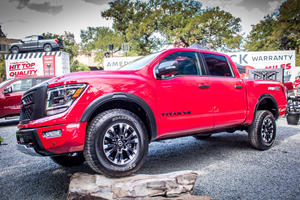 All-New 2020 Nissan Titan Arrives With 400-HP V8