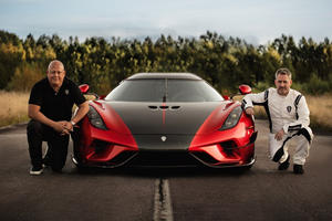 Koenigsegg Regera Sets New 0-249-0 MPH World Record