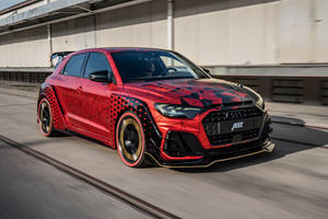 400-HP Audi One-Off Is A City Car On Steroids