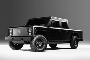 Meet The World's Most Capable EV Pickup Truck And SUV