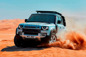 Land Rover Defender To Get Remote-Control Off-Roading