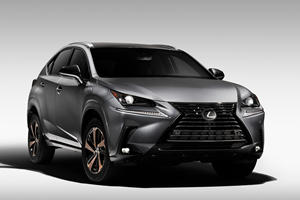 2020 Lexus NX Black Line Is A Stylish Special Edition
