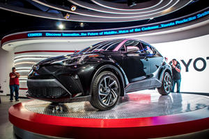 2020 Toyota C-HR Revealed With A Youthful Vibe