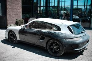 All Hail This Porsche Boxster Shooting Brake