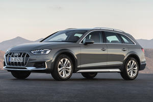 Audi A4 Allroad About To Get Some Serious Competition