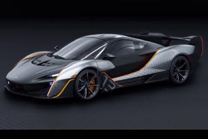 McLaren's Next Extreme Hypercar Looks Like An Improved Senna