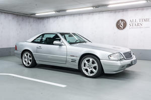 Mercedes Just Put Two Seriously Cool Models Up For Sale
