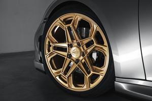 New Porsche 911 Gets Stunning Set Of Wheels