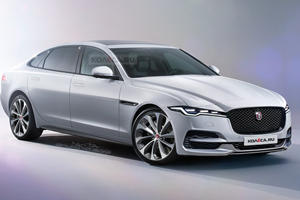 New Electric Jaguar XJ Could Look Like This