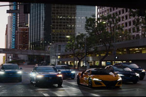 New Acura Commerical Features Classics From Company's Past