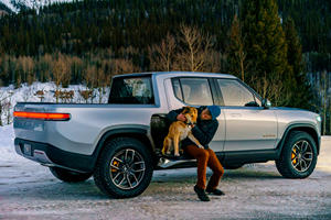 Rivian Considers Pay-As-You-Go Business Model