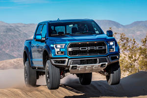 Will Coil Springs Take Ford's Raptor To The Next Level?