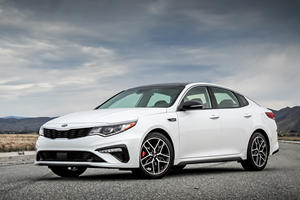 2019 Kia Optima Review: More Style And More Substance