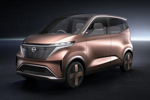 This Is The Funky EV Nissan Wants To Conquer Cities With