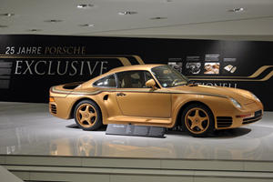 Custom '80s Porsche Collection Goes On Display