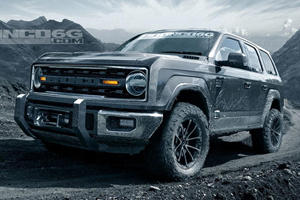 2021 Ford Bronco Could Debut Sooner Than You Think