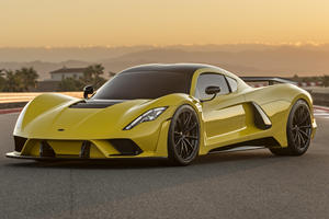 Official: Hennessey Venom F5 Has Over 1,800 HP On Tap