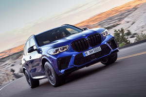 2020 BMW X5 M First Look Review: An M-Possibly Fast SUV