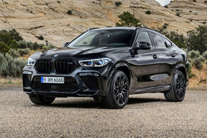 All-New 2020 BMW X5 M And X6 M Arrive With 617 HP