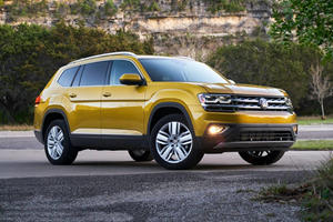Volkswagen Still Selling Well Thanks To SUVs