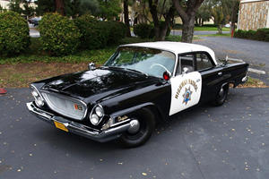 History Of American Police Cars
