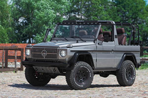 Restored Mercedes G-Wagen Is So Much Cooler Than A New One