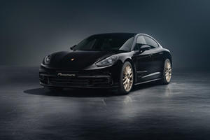 Porsche Celebrates 10 Years Of Panamera