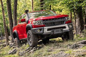 Chevrolet Responds To Colorado ZR2 Bison Demand