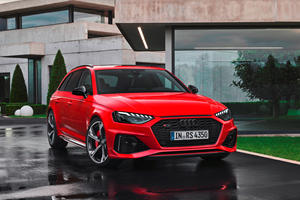 2020 Audi RS4 Avant Is One Wagon We Can't Have