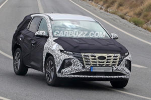 New Hyundai Tucson Will Be Much More High-Tech