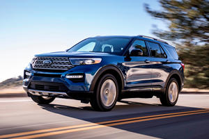 2020 Ford Explorer Sales Have Fallen Significantly
