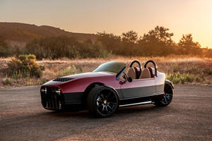 2020 Vanderhall Carmel Is The Most Luxurious Thing On Three Wheels