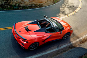 2020 Chevrolet Corvette Stingray Convertible First Look Review: No Sacrifices