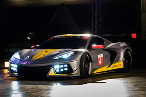 Chevrolet Corvette C8.R Is America's New Race Car